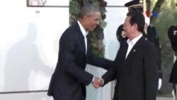 Tổng thống Mỹ gặp Thủ tướng Việt Nam bên lề hội nghị Sunnylands