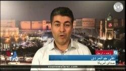 مخالفت علمای عراق با نهاد ولایت فقیه در ایران، در حاشیه دیدار روحانی و سیستانی