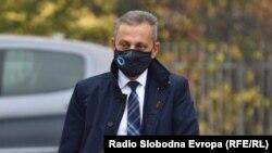 Arhiv - Osman Mehmedagić, direktor OSA-e BiH, dolazi na Sud BiH.