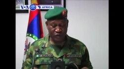 VOA60 Afirka: Sojojin Najeriya Sunyi Alkawarin Maida Martani ga Kungiyar Boko Haram, Najeriya, Janairu 13, 2015
