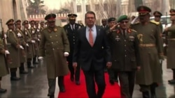 New Pentagon Chief Goes on International Offensive