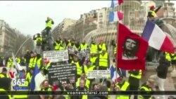چهارماه از اعتراض جلیقه زردهای پاریس گذاشت؛ آنها چه می خواهند