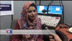 پشاور کی نڈر صحافی خواتین