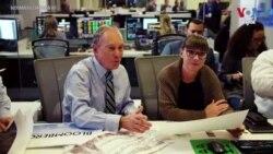 បេក្ខជនប្រធានាធិបតីខាងបក្សប្រជាធិបតេយ្យវាយប្រហារលើលោក Bloomberg