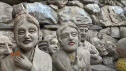 خیبر پختونخوا کا مجسمہ ساز