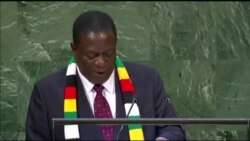 Zimbabwe President Says Country Committed to Democracy, Rule of Law