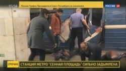 Explosion Rocks St. Petersburg Metro