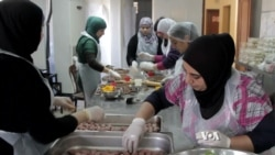Divided Lebanese Neighborhood Finds Peace in Kitchen