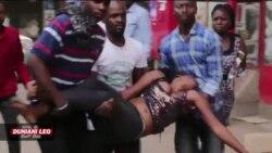 Zaidi ya watu 100 walikamatwa katika maandamano jijini Kampala