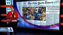 14 Ekim Amerikan Basınından Özetler