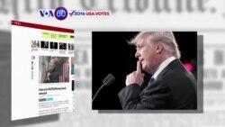 Manchetes Americanas 3 Outubro: Retórica de Trump contra mexicanos funcionou a favor dos mexicanos