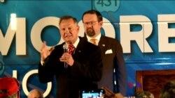 2017-12-04 美國之音視頻新聞: 阿拉巴馬州國會參議院補選受性指控影響 (粵語)
