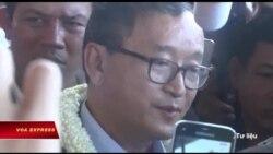 Cựu lãnh đại đối lập Campuchia bị tuyên phạm tội phỉ báng