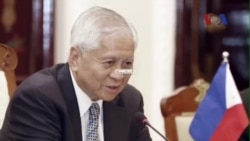 Ba nước ASEAN ủng hộ đề nghị ngưng xây cất ở Biển Đông