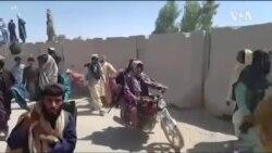 塔利班繼續擴大地盤又攻佔兩省機場