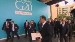 G-20 в Турции: прогнозы