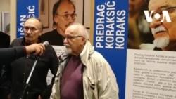 VIDEO: Petričić i Koraks otvaraju izložbu solidarnosti