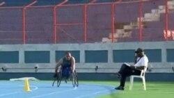 看天下: 萨尔瓦多选手心系残奥会