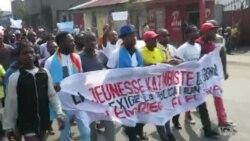 Nombreuses arrestations en RDC lors des manifestations anti-Kabila (vidéo)