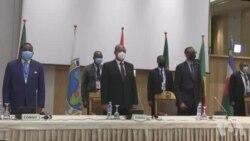 Sassou, Kagame, Lourenço na Touadera basengi Bozise ba batombi kotika bitumba na Centrafrique