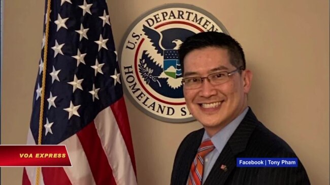 Người gốc Việt làm cố vấn pháp lý hàng đầu cho cơ quan thực thi di trú Mỹ