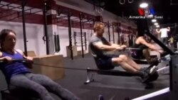 CrossFit Egzersiz Programına Büyük İlgi