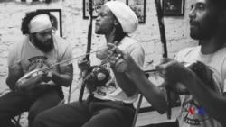 """""""De Angola com Amor, a Capoeira vai agarrar-te - a magia da música"""""""