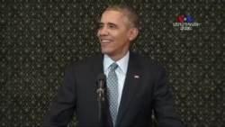 Քաղաքականության զվարճալի դաս՝ Օբամայից