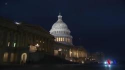 參議院休會前未通過開支法案 美國聯邦政府部份停擺預計持續多日 (粵語)