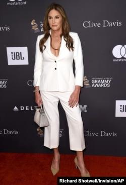 Cumhuriyetçi Partili reality TV yıldızı ve eski Olimpiyat şampiyonu Caitlyn Jenner
