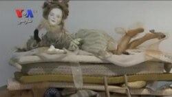 نمایشگاه عروسکها در روسیه