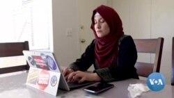 Afghan American Works to Help Afghans Leave their Country
