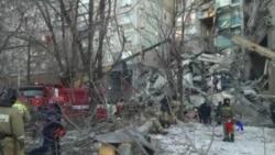 2018-12-31 美國之音視頻新聞: 俄羅斯氣體爆炸造成3死3傷