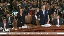 Trump/ Ukraine : retour sur une semaine d'auditions publiques à Washington