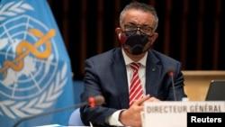WHO ညႊန္ၾကားေရးမႈးခ်ဳပ္ Dr. Tedros Adhanom Ghebreyesus