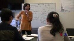 亚裔美国人对国内和亚洲事务有共同的关切