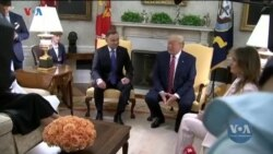 Студія Вашингтон. Трамп зустрівся з Дудою в Білому домі - головне