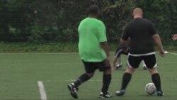 Fútbol, salud y figura