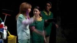 美国万花筒:百老汇舞台上的中国农民工