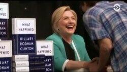 Мемуары Клинтон «Что произошло»: реакция читателей и Белого дома