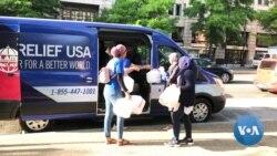 Ramadan Tradition in Washington: Young Muslim Volunteers Feed Local Homeless