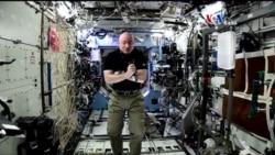 Astronauta reflexiona sobre misión espacial