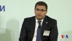AQSh-O'zbekiston biznes forumi: Ruslanbek Davletov/US-Uzbekistan Business Forum