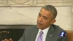 奥巴马承诺对伊拉克提供更多帮助
