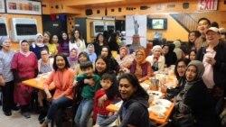 Buka Puasa Bersama Diaspora Indonesia di New York