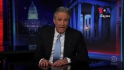 Iconic Daily Show Host Signs Off