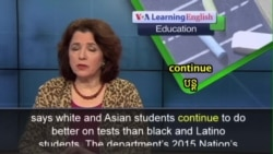 Blacks, Latinos Score Lower on Tests in the US than Whites and Asians