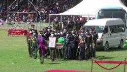 Funeral Procession of Former Zambia President Kenneth Kaunda