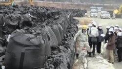 日本福島核放射物清理工作仍在繼續
