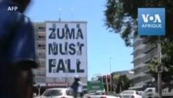 L'ancien président sud-africain Jacob Zuma à nouveau au tribunal